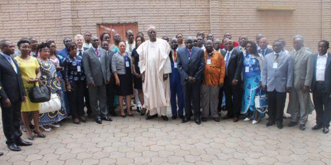 13ème réunion du Comité Technique, organisée du 03 au 05 Octobre 2016 à Yaoundé (Cameroun)
