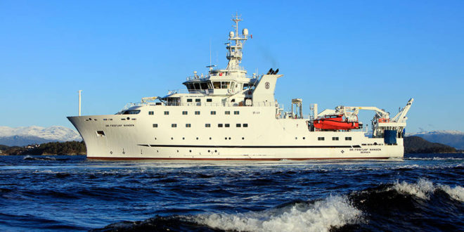 La Norvège et la FAO lancent un navire de recherche océanique unique et à la pointe de la technologie