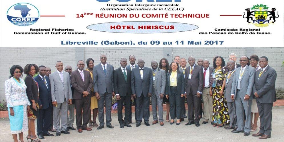 14ème Réunion du Comité Technique, du 09 mai au 11 mai