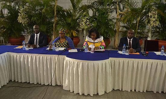 Les Experts de la CEEAC à l'école des Objectifs de Développement Durable (ODD) des Nations Unies et de l'Agenda 2063 de l'Union Africaine