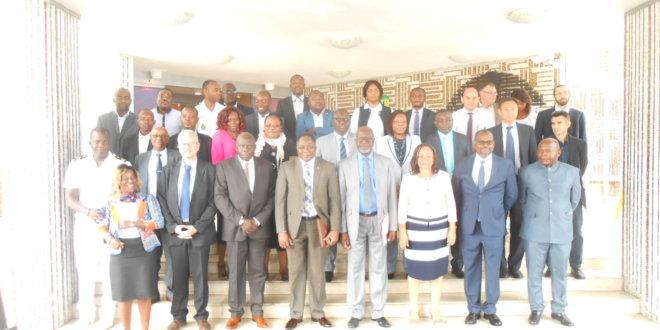 Atelier de Formulation d'une Stratégie et d'un Plan d'Action à l'échelle Nationale pour améliorer  la conformité avec l'accord FAO de 2009 relatif aux mesures du ressort de l'état du port visant à prévenir, contrecarrer et éliminer la pêche  illicite, non déclarée et non réglementée