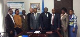 Compte rendu de la cérémonie de signature du Protocole d'Accord entre la FAO et la COREP