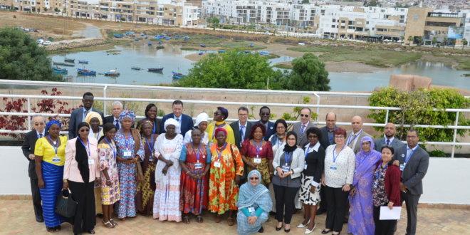 Plateforme d'échange et de réflexion sur le Réseau Africain des Femmes de la Pêche